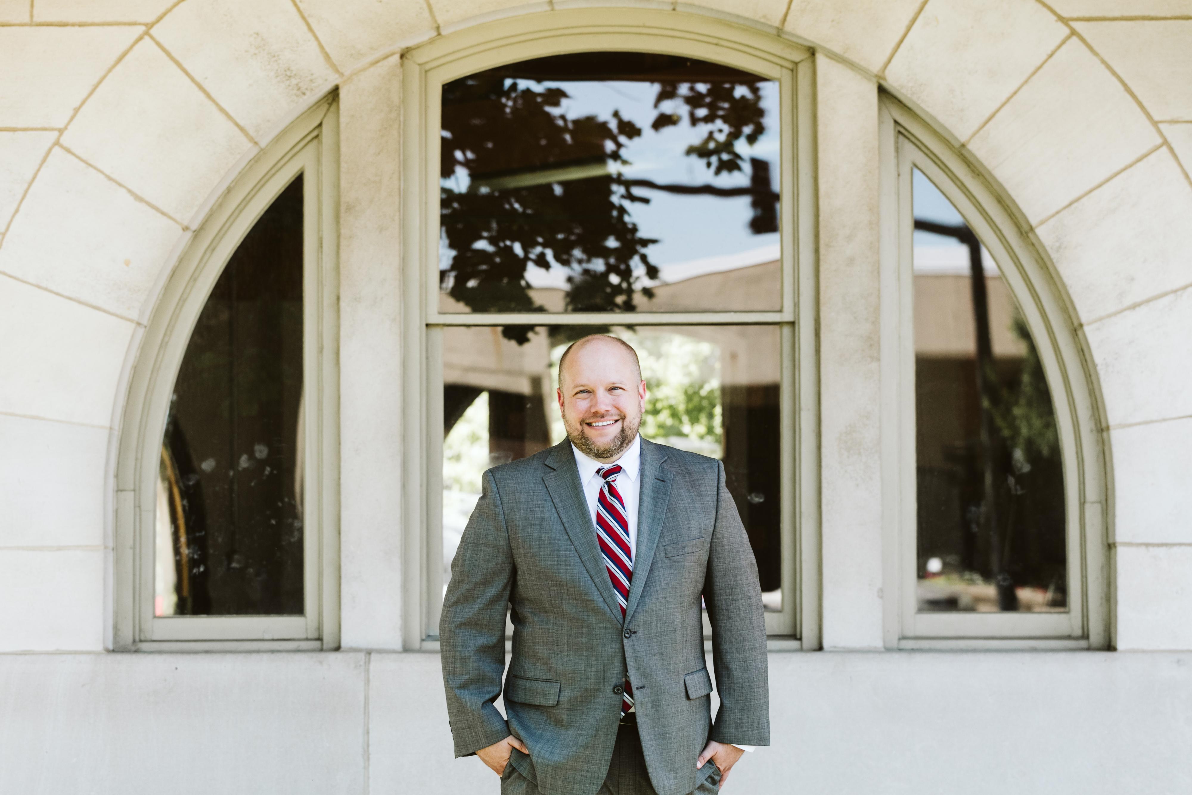 Josh Rohrscheib, Personal Injury Lawyer